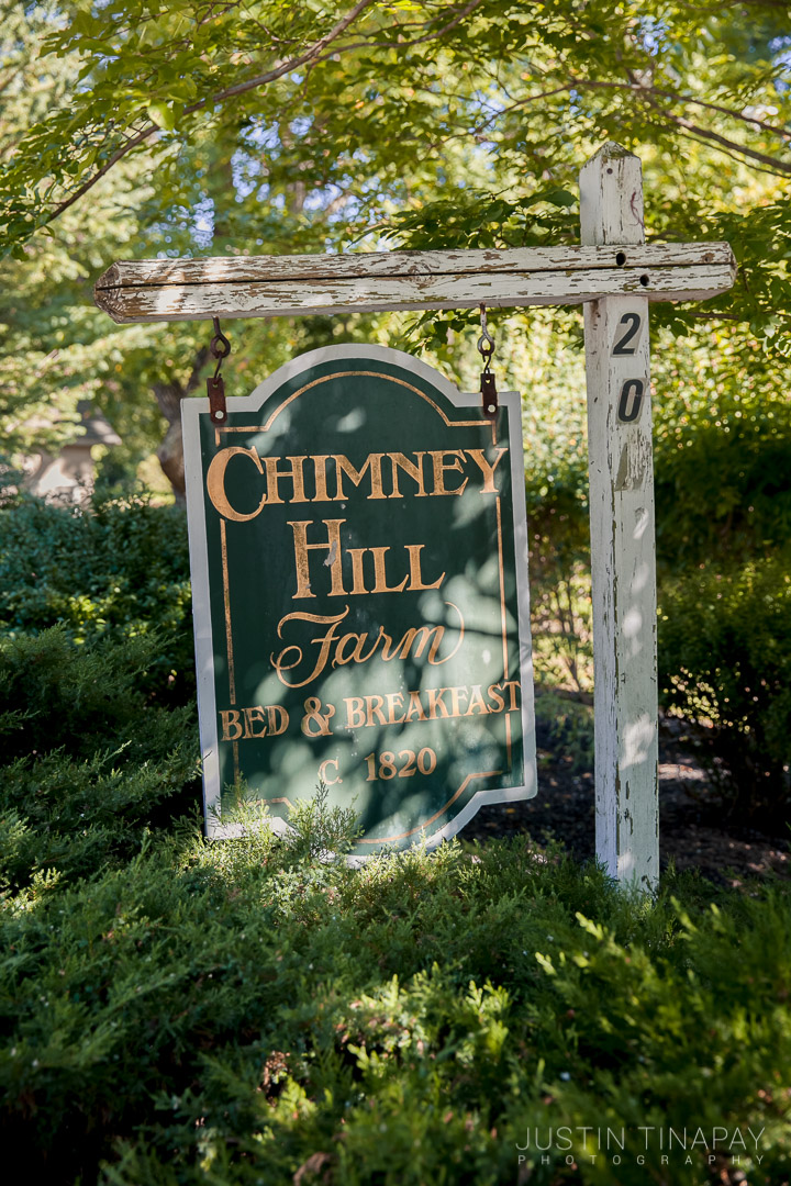 Wedding At The Chimney Hill Inn Lambertville Chimneyhill Bed And Breakfast